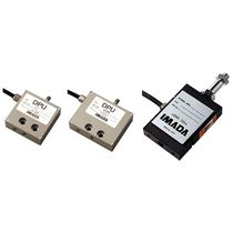 Capteur de force traction compression / en S / haute précision / compact
