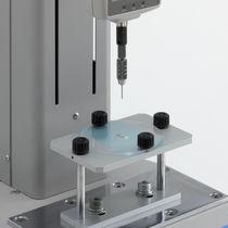 Accessoire d'essais de résistance à la perforation