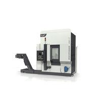 Centre de tournage CNC / vertical / 4 axes / de haute précision