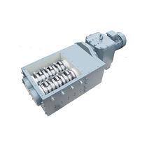 Déchiqueteur à 2 arbres / métal / robuste