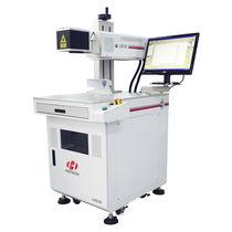 Machine de marquage laser CO2 / à intégrer / compacte / programmable