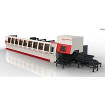 Machine de découpe d'acier inoxydable / laser à fibre / de tubes / CNC