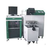 Machine de soudage laser / automatique / plastique