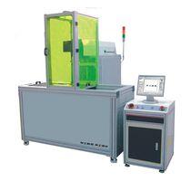 Machine de marquage laser / pour le cuir