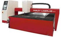 Machine de découpe d'acier inoxydable / plasma / de tôle / CNC