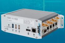 Ordinateur embarqué / Intel® Atom E3815 / USB / durci