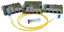 Carte commutateur Ethernet administrable / 4 ports
