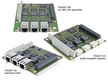 Carte d'E/S PC/104