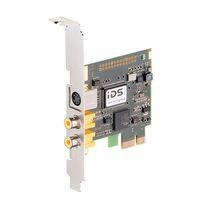 Carte d'acquisition vidéo PCIe / numérique / en temps réel / monochrome
