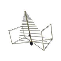 Antenne radio / log-périodique / biconique / durcie