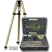 Antenne radio / log-périodique / durcie / en kit