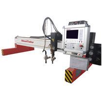 Machine de découpe d'acier inoxydable / de cuivre / pour produits alimentaires / par oxy-carburant