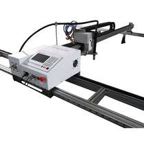 Machine de découpe d'acier / à flamme / de tôle / CNC
