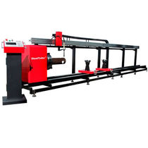 Machine de découpe de métal / de tubes / CNC / portable