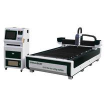 Machine de découpe d'acier inoxydable / laser à fibre / de tôle / CNC