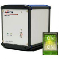 Spectromètre optique / compact / CCD / haute résolution