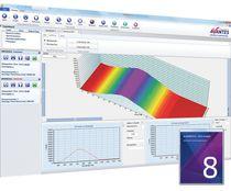 Logiciel d'acquisition de données / pour spectromètres
