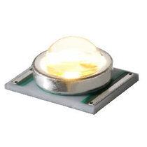 LED blanche / ronde / SMD / de forte puissance