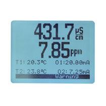 Appareil de surveillance de puissance / pour l'eau / multiparamètres