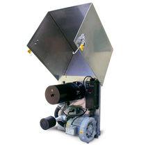Appareil de surveillance de la densité / de concentration de poussières et d'opacité / automatique / continu
