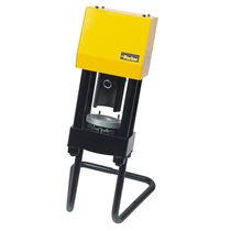 Sertisseuse de tuyau / de tuyau flexible / semi-automatique / portable