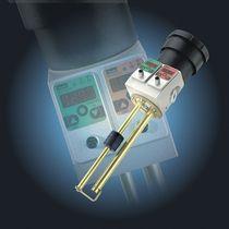 Système de contrôle de température / de niveau / pour réservoir