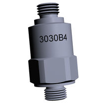 Accéléromètre triaxial / piézoélectrique / IEPE / miniature