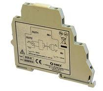 Transmetteur de température sur rail DIN / RTD / 4-20 mA / USB