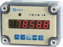 Indicateur totalisateur de débit / numérique / totalisateur