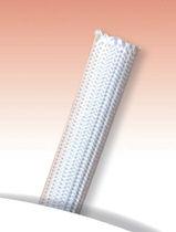 Gaine tressée / en fibre de silice / réfractaire