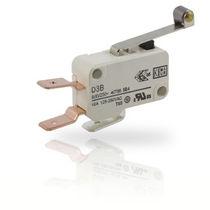Micro-rupteur à levier / unipolaire / miniature / électromécanique