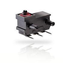 Micro-rupteur unipolaire / DC / scellé / action momentanée