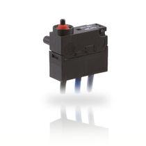 Micro-rupteur unipolaire / à action instantanée / subminiature / électromécanique