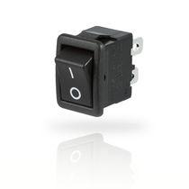 Interrupteur à bascule / bipolaire / électromécanique / miniature