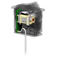 Interrupteur à bascule / unipolaire / à récupération d'énergie / basse tension
