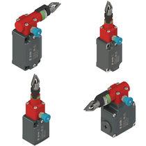 Interrupteur avec reset / à commande par câble / de sécurité / d'arrêt d'urgence