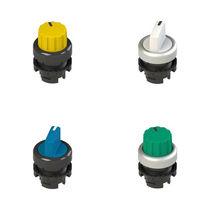 Bouton poussoir à bouton sélecteur / lumineux / IP67 / IP69K