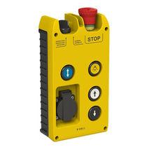 Boîte à boutons d'arrêt d'urgence / pour ascenseur