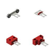 Actionneur linéaire / électrique / compact / de sécurité
