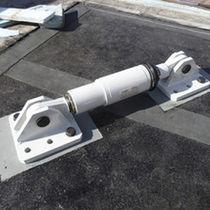 Amortisseur de choc / hydraulique / pour charge lourde