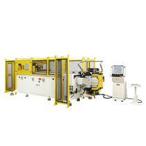Machine de cintrage complètement électrique / de tubes / pour profilés en aluminium / de barres
