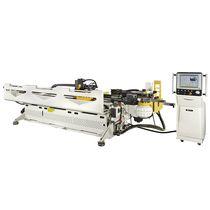 Machine de cintrage hydraulique / de tubes / CNC / par tirage