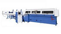 Machine de découpe d'acier / à lame rotative / de tubes