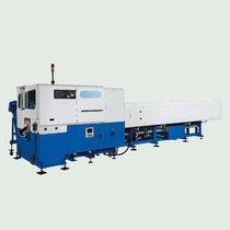 Machine de découpe pour l'aluminium / à lame rotative / de barres / électrique