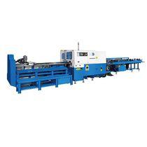 Machine de découpe d'acier / à lame rotative / de tubes / de barres