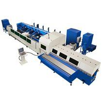 Machine de découpe laser à fibre / d'acier / d'acier inoxydable / pour l'aluminium