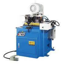 Chanfreineuse électrique / pour extrémités de tubes / pour tige / semi-automatique