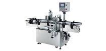 Machine d'étiquetage automatique / 2 étiquettes / linéaire / wrap-around