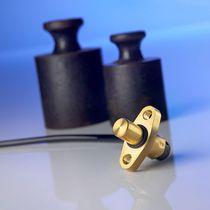 Capteur de vitesse de rotation / magnétique / pour applications haute pression
