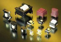 Transformateur de puissance / à noyau de ferrite / pour circuit imprimé / à haute fréquence